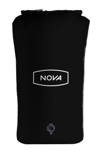 Nova Compression Bag (Schwarz) M/L